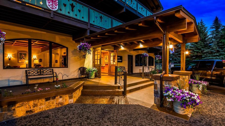 Best Western Tyrolean Lodge, Blaine