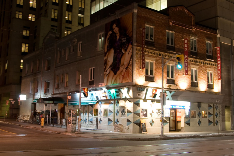 The Rex Hotel, Toronto