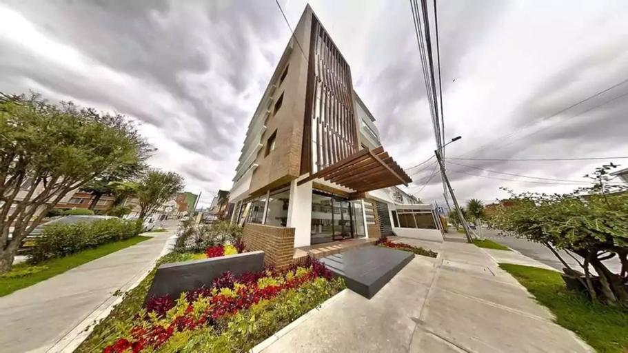 AZ Hotel, Santafé de Bogotá