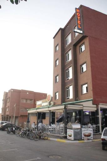 Hôtel Afoulki, Tiznit