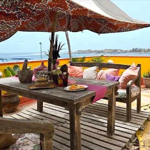 Maison Abaka, Dakar
