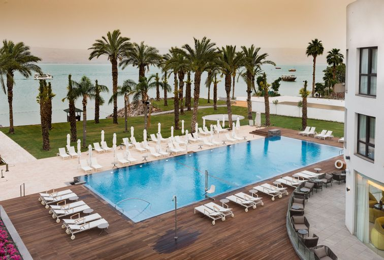 U Boutique Kinneret by the Sea of Galilee,