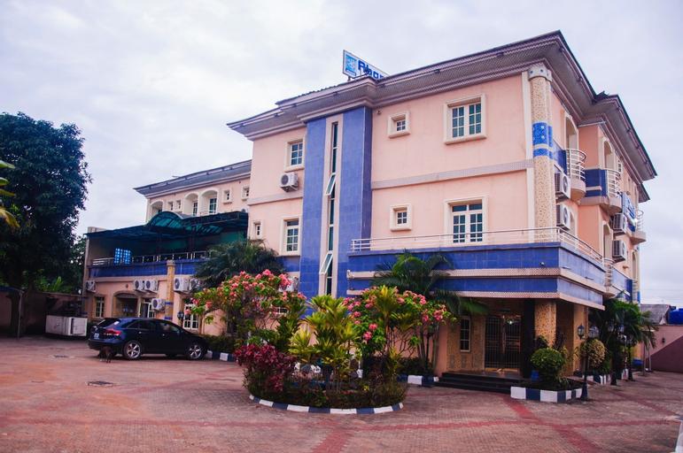 Abanet Hotel & Suites, Alimosho