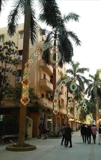 Grand Cairo Hotel, 'Abdin