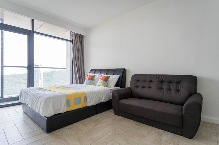 OYO Home 43951 Fair  Studio Empire City Marriot, Kuala Lumpur