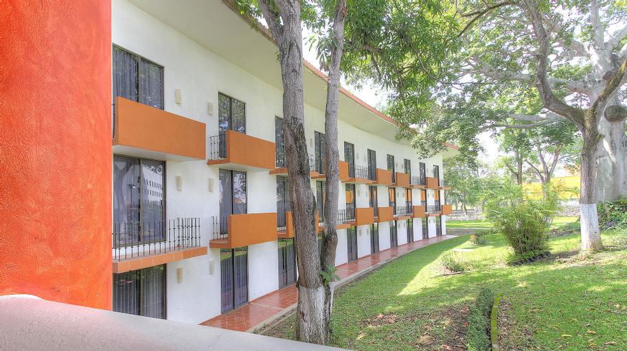 Fiesta Inn Villahermosa Cencali, Centro