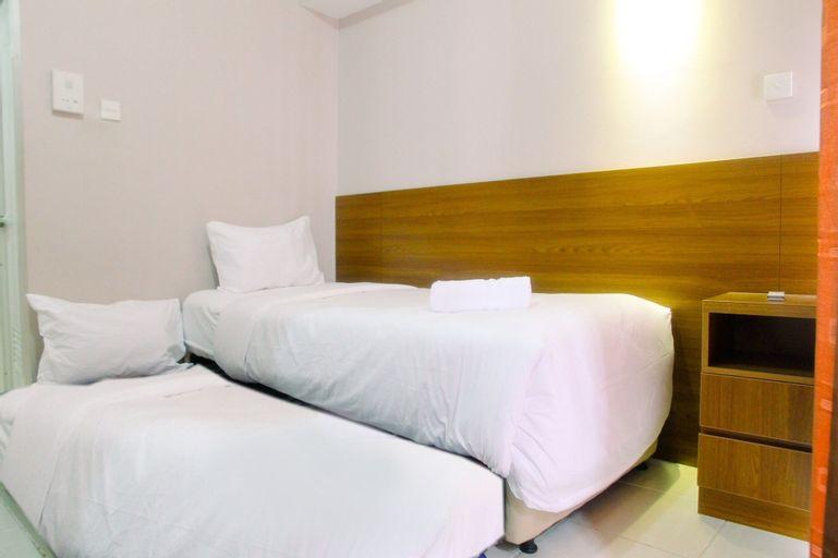 Comfortable 1BR Taman Melati Margonda Apartment, Depok