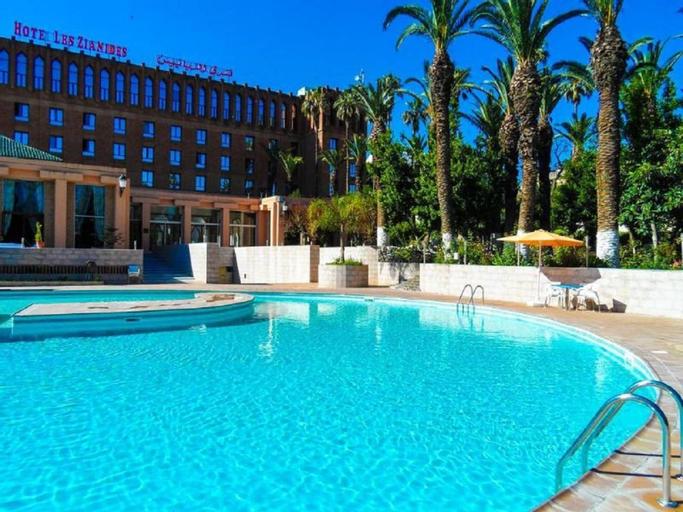 Hotel Les Zianides, Tlemcen