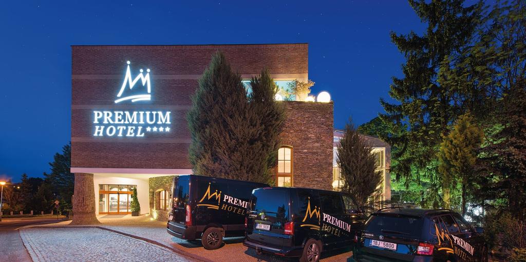 PREMIUM Wellness & Wine Hotel, Znojmo