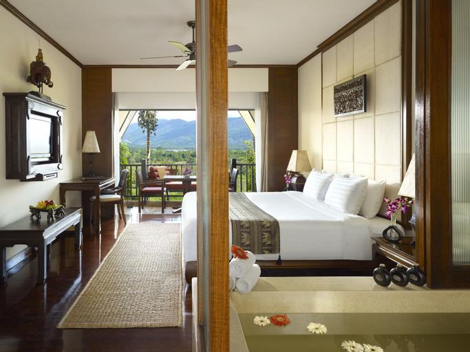 Anantara Golden Triangle Elephant Camp Resort, Chiang Saen