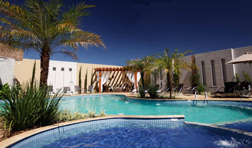 Nadai Confort Hotel e Spa, Foz do Iguaçu