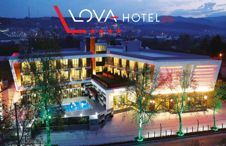 Lova Hotel SPA, Merkez