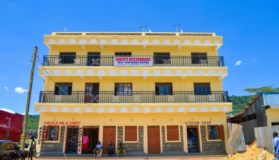 Saboti Hotel, Naivasha