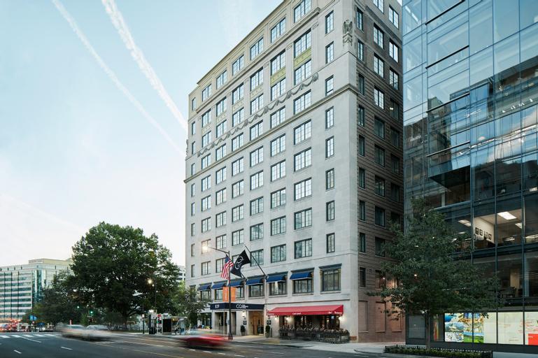 Club Quarters Hotel in Washington DC, District of Columbia
