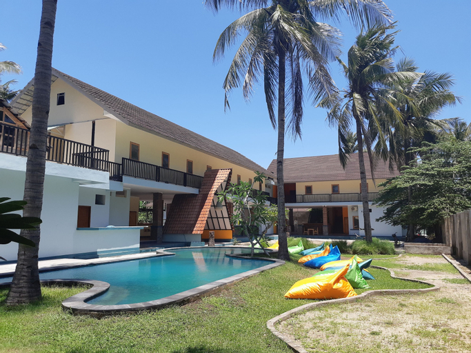 Cozybaze Gili Hostel, Lombok