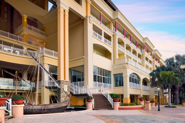 St. Kitts Marriott Resort & The Royal Beach Casino,