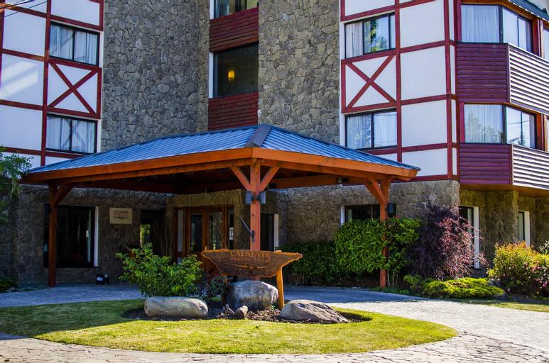 Calafate Parque Hotel, Lago Argentino