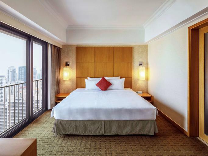 Novotel Singapore Clarke Quay Hotel, Singapore River
