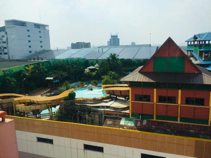 Mall Suites Express, Bang Kapi