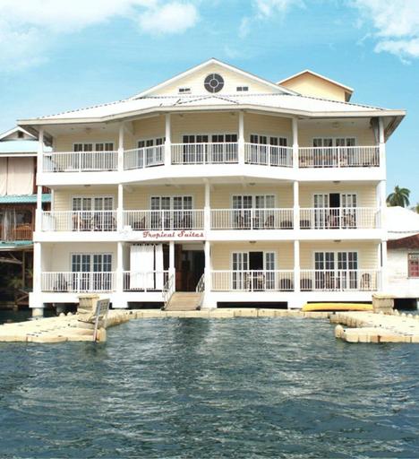 Tropical Suites Hotel, Bocas del Toro