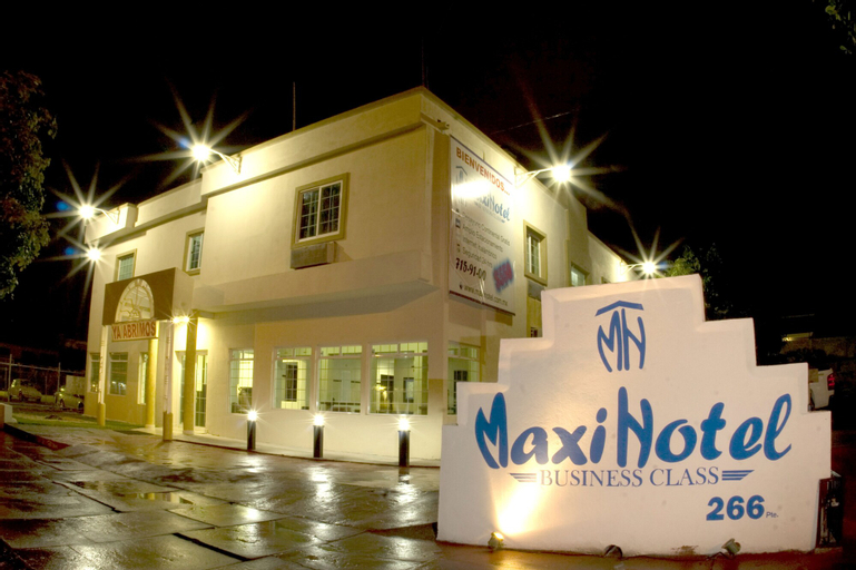 Maxihotel Business Class, Culiacán
