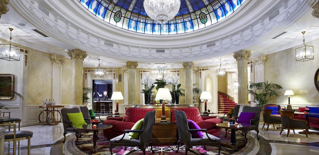 Gran Melia Fenix Madrid- the Leading Hotels, Madrid