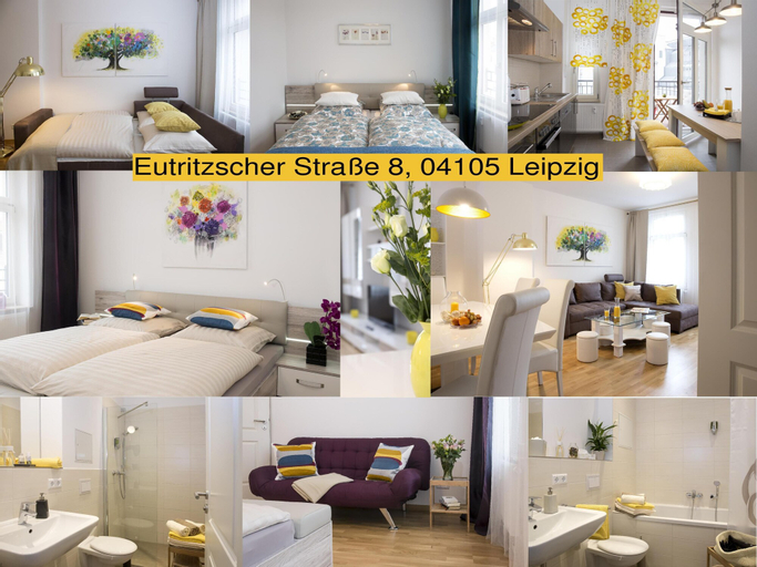 Leon Suite Apartments, Leipzig