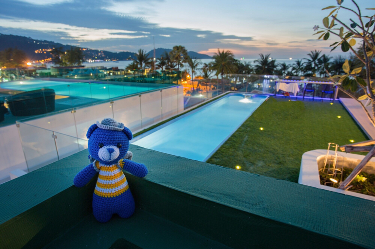 BearPacker Patong Hostel, Pulau Phuket