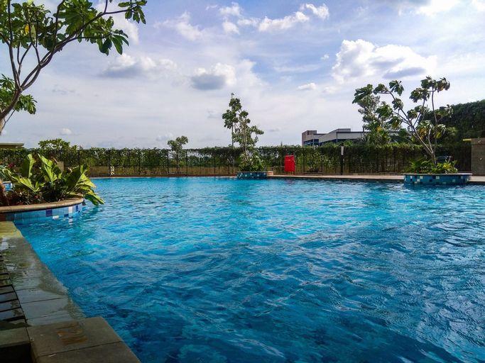 Cozy Studio Room Victoria Square Apartment, Tangerang