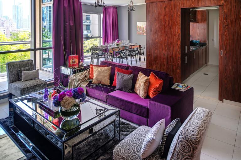 Dream Inn Dubai -Burj Residence,