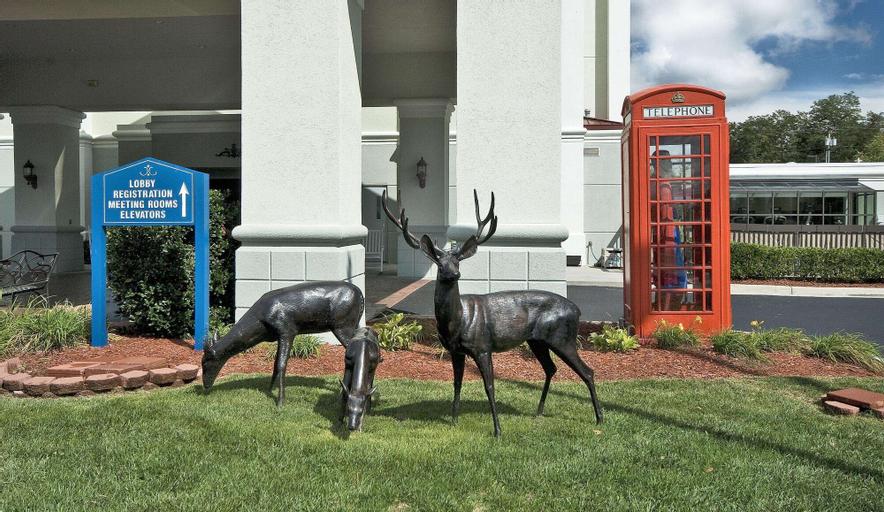 Hampton Inn Christiansburg-Blacksburg Mall Area, Montgomery
