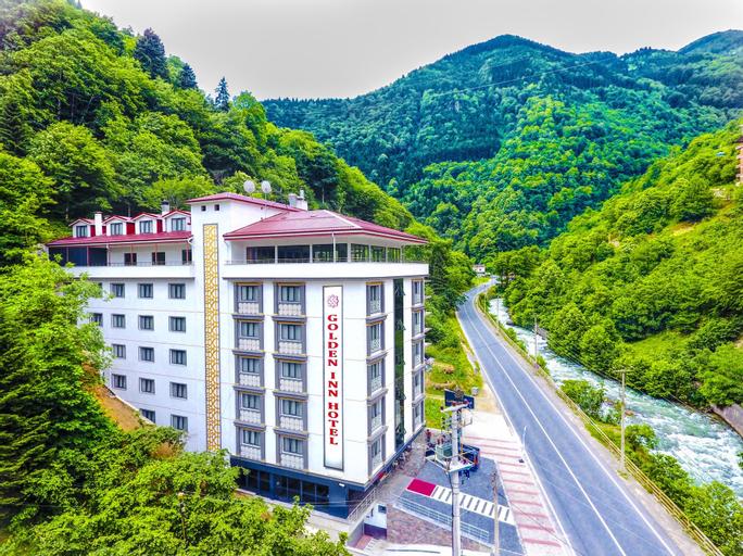 Golden Inn Hotel Uzungol, Çaykara