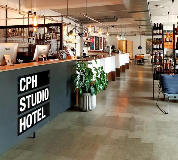CPH Studio Hotel, Copenhagen
