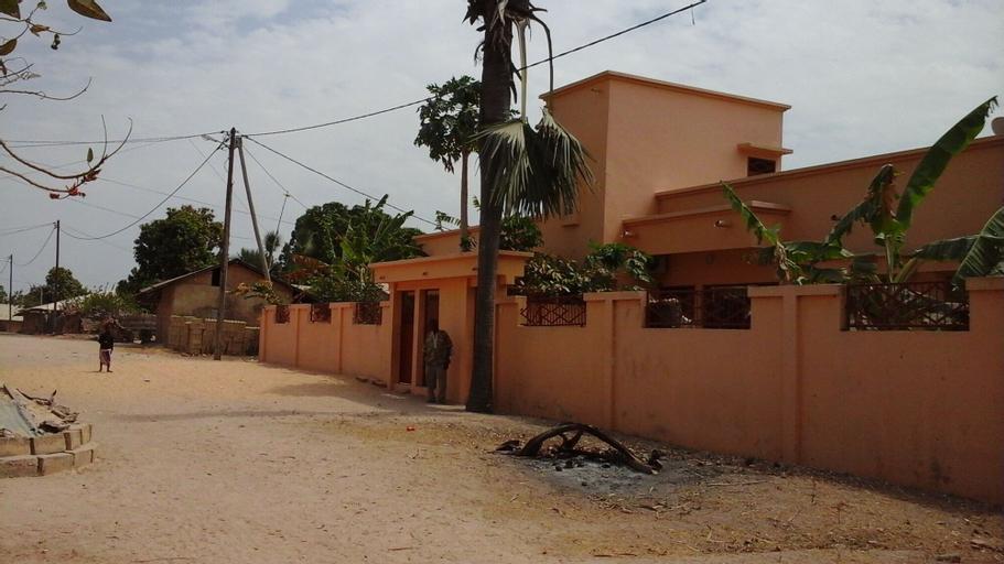 Kounakito - Meaning 'welcome', Oussouye