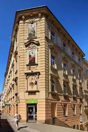 Hotel Golden City, Praha 3