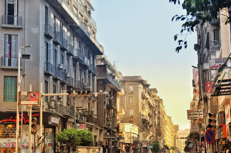 Columbia Hotel, Qasr an-Nil