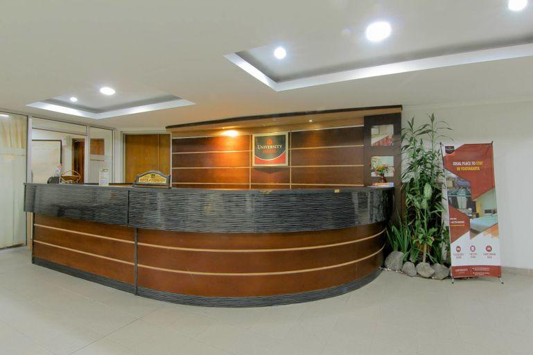 University Hotel, Yogyakarta