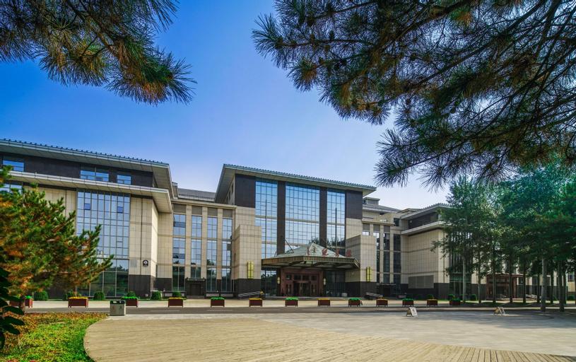 Qingshan Hotel Baotou(Yingbin Building), Baotou