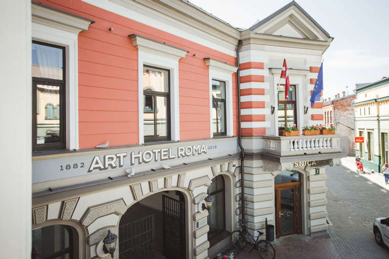 Art Hotel Roma, Liepaja