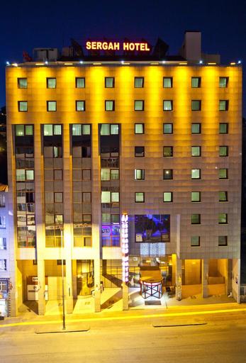 Sergah Hotel, Çankaya