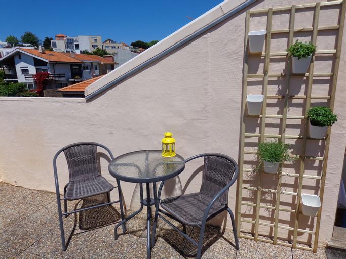 Rooftop House, Porto