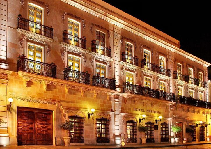 Hotel Emporio Zacatecas, Vetagrande