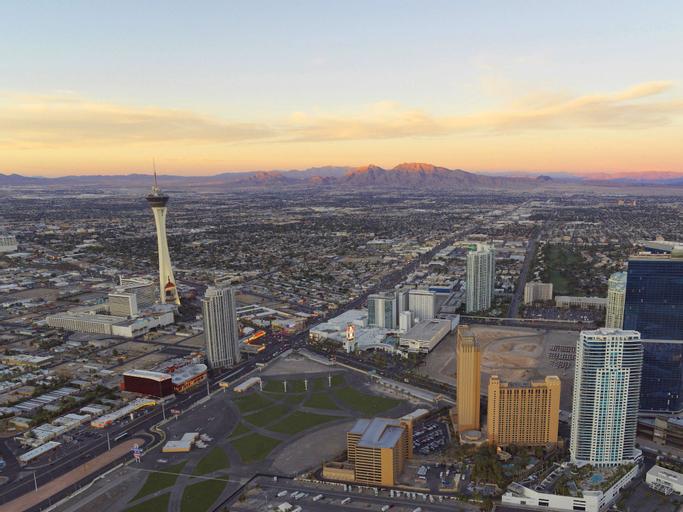 Hilton Grand Vacations on the Las Vegas Strip, Clark
