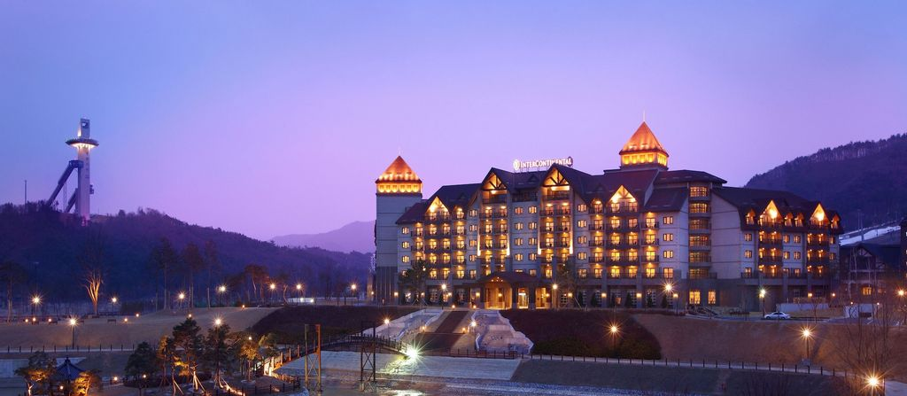 InterContinental Pyeongchang Resort Alpensia, Pyeongchang
