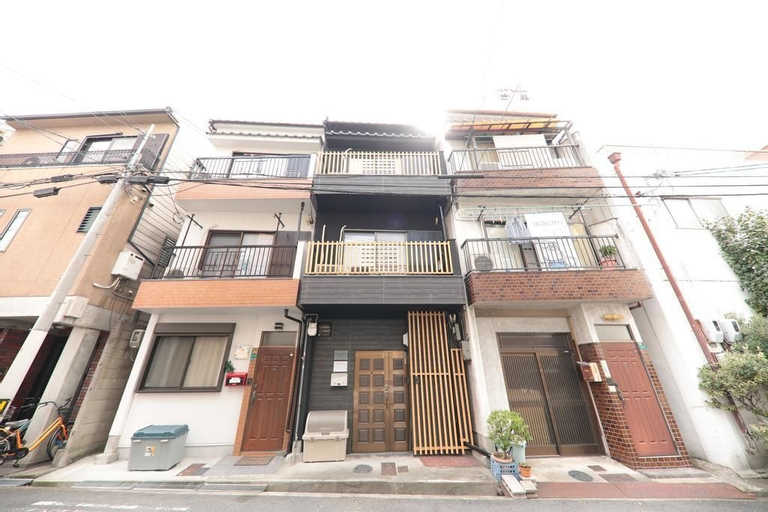 Osaka Japanese Traditional Villa (193-8), Osaka