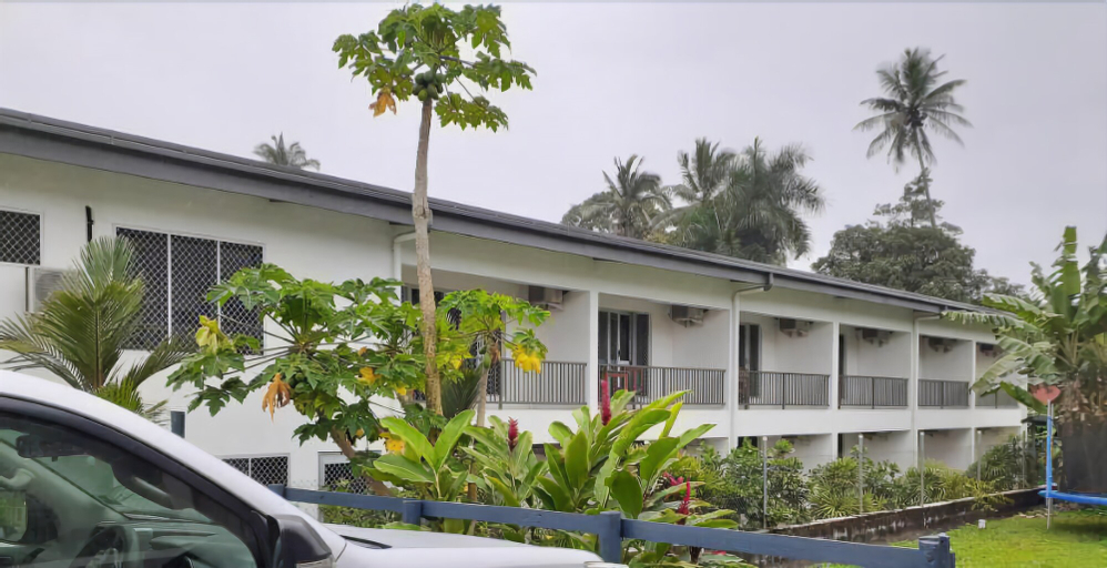 Island Apartments, Rewa