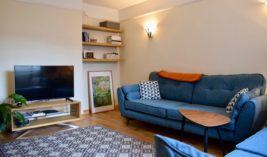 Spacious 2 Bedroom Apartment in Greenwich, London