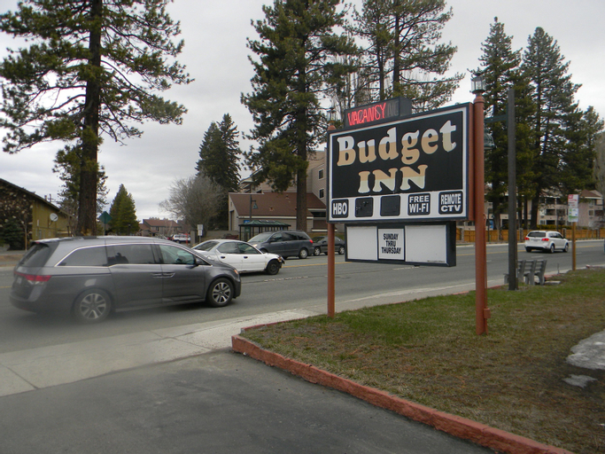 Budget Inn South Lake Tahoe, El Dorado