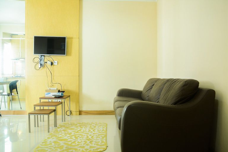 Cozy 2BR Sudirman Park Apartment, Central Jakarta