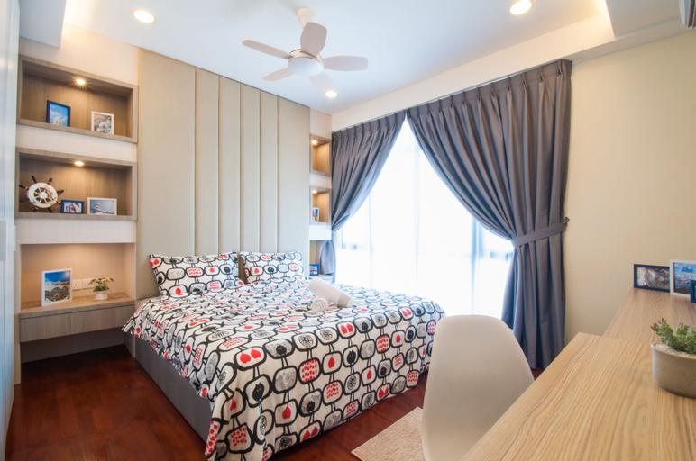 Warm & Cozy House at Oceanus, Kota Kinabalu